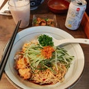 Ebiko Prawn Paste Noodles