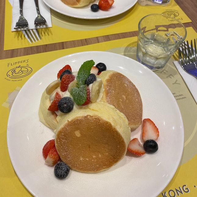 Mixed Berries Pancake