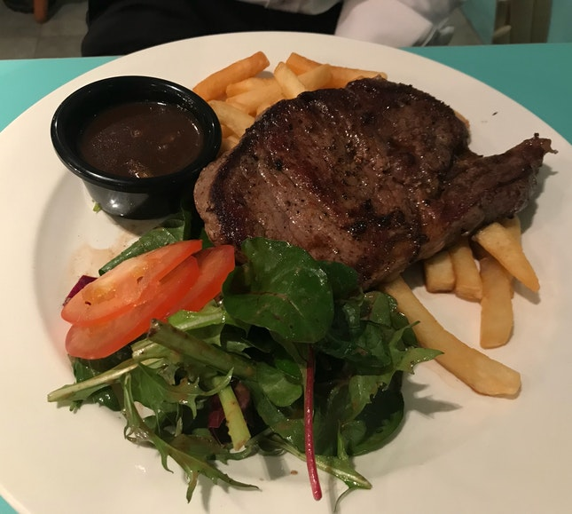 Minute Steak & Frites