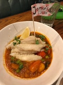 Fantastic Fish Stew
