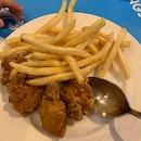 Kid's Meal - Golden Chicken Pop