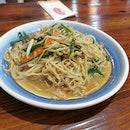 Soft Fried Noodle - $7.80