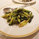 Asparagus With XO Sauce - $24