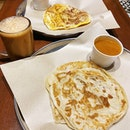 😊 Roti Prata and Teh Tarik @pratawala .