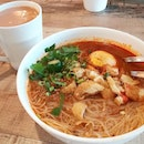 Mee Siam at Makanista Tampines Mall.