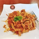 Chicken Bolognese $8.90