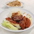 Deluxe Pork Rib Rice $5