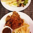 Truffle Chicken & Cajun Chicken