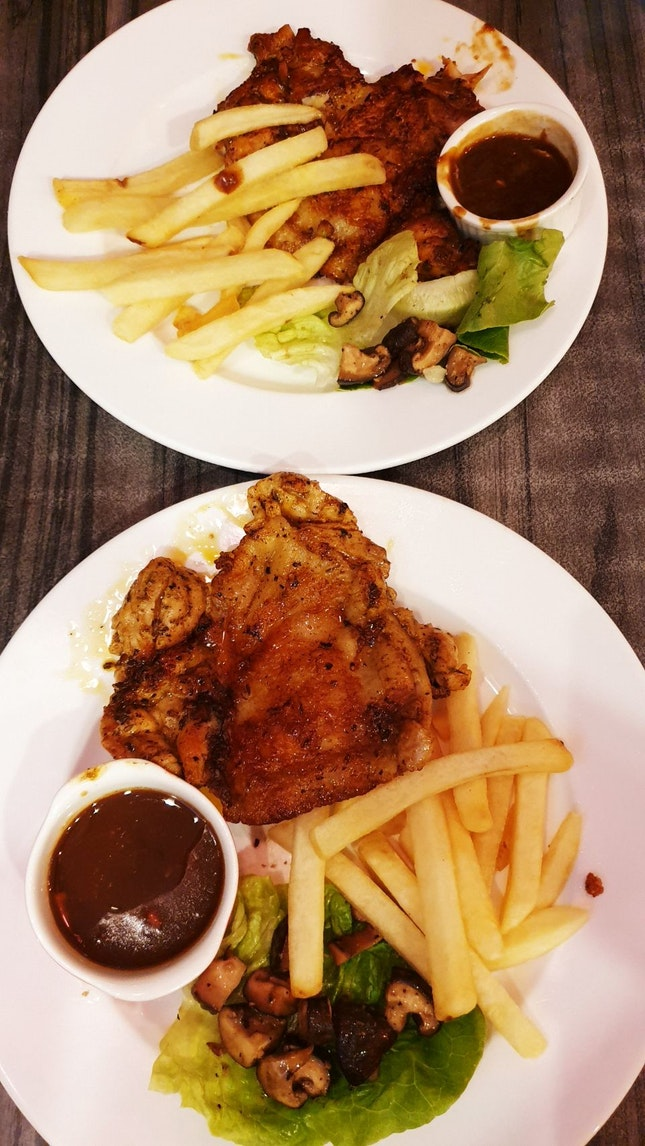 Western Dining