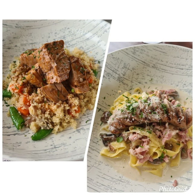 Semi Fine-Dining