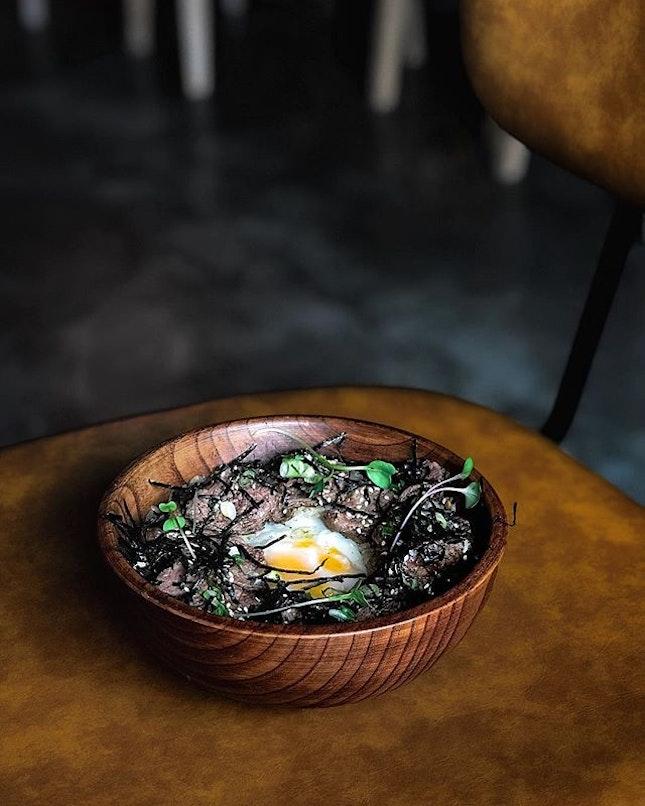 Australian Beef Tenderloin Rice Bowl (RM 39) .
