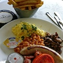 English Breakfast (16.50sgd)