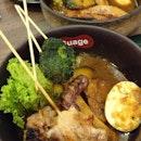 Suage Hokkaido Soup Curry (Capitol Singapore)