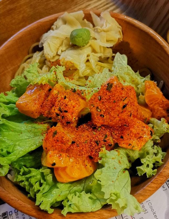 Spicy Poké Bowl