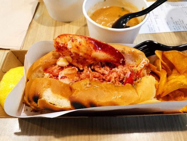 Lobster Roll Original