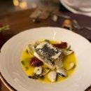 Pan Seared Cod Fish