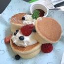 Soufflé Pancakes [$14]