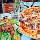 Bosco Misto & Impossible Meat Pizza 🍕