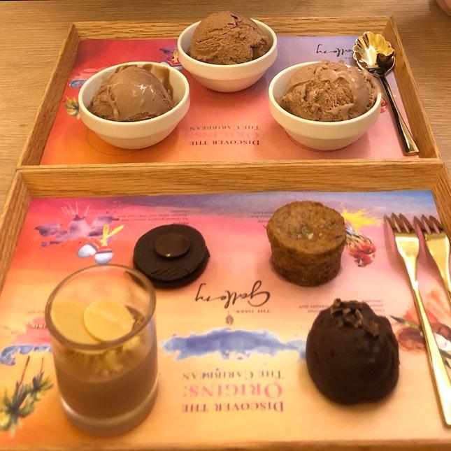 Always space for dessert