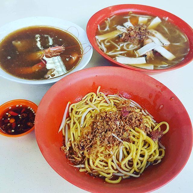River South (Hoe Nam) Prawn Noodles.
