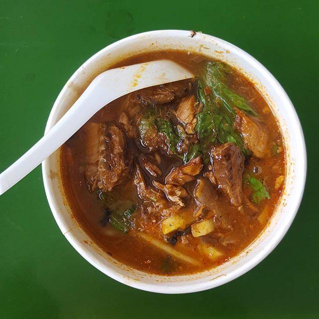Bukit Timah Market.