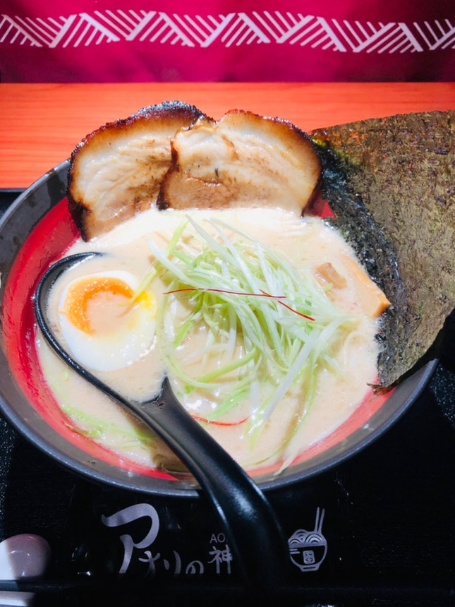 Don Kotz Ramen With 5 Toppings
