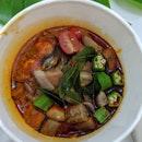 Assam Curry Mackerels