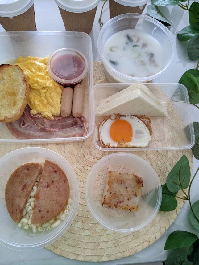 So Good Breakfast