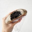 Crunchy sesame 🖤