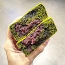 💚 their warabi mochi