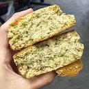 Love the earl grey scone from Gokoku bakery!
