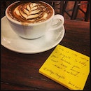 #qotd #instagood #malaysia #kl #iphone #iphonography #iphone #iphoneonly #iphoneasia #coffee #caffeine #espresso