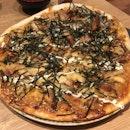 Teriyaki Chicken Pizza ($9.90)