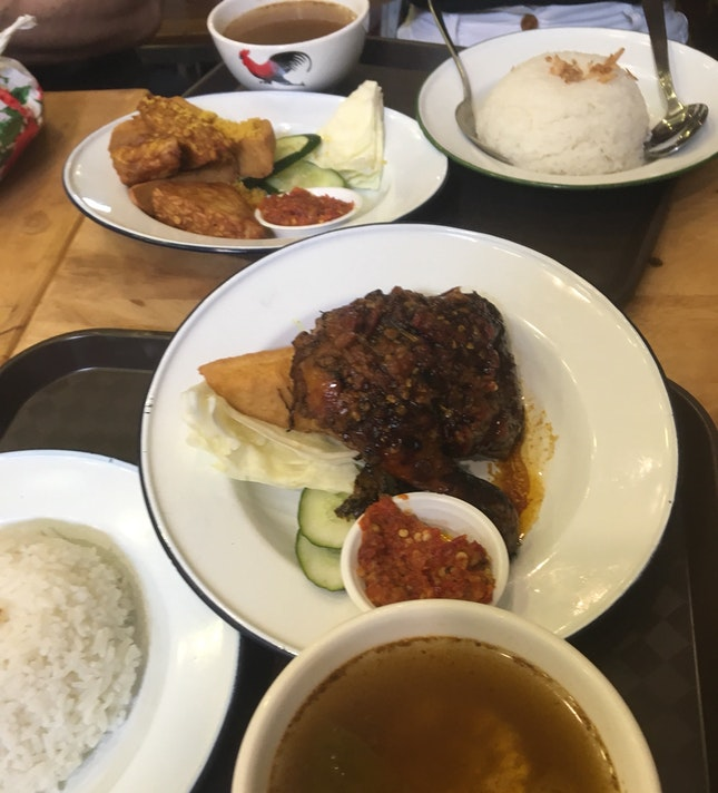 Ayam Bakar ($8.80)