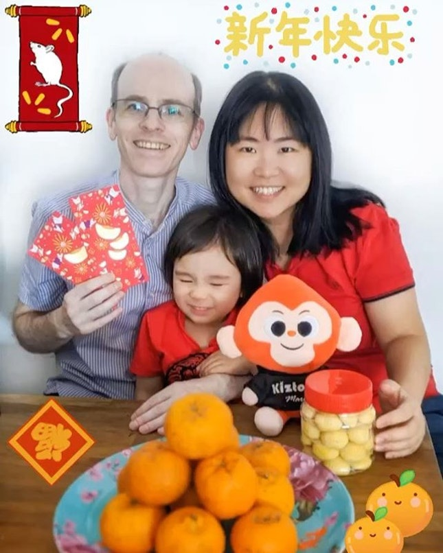 Finally have time to wish everyone a Happy Chinese New Year!