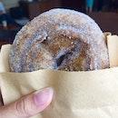 earl grey donut