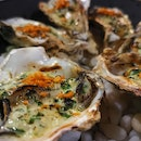 Amazing Grilled Oysters