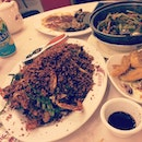 #dinner #crab #fish #vegetable # dinner with my friends