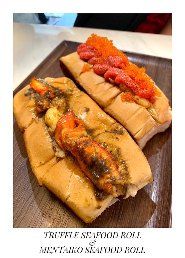 1-1 Seafood Roll