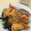 Fried Dumpling Noodles