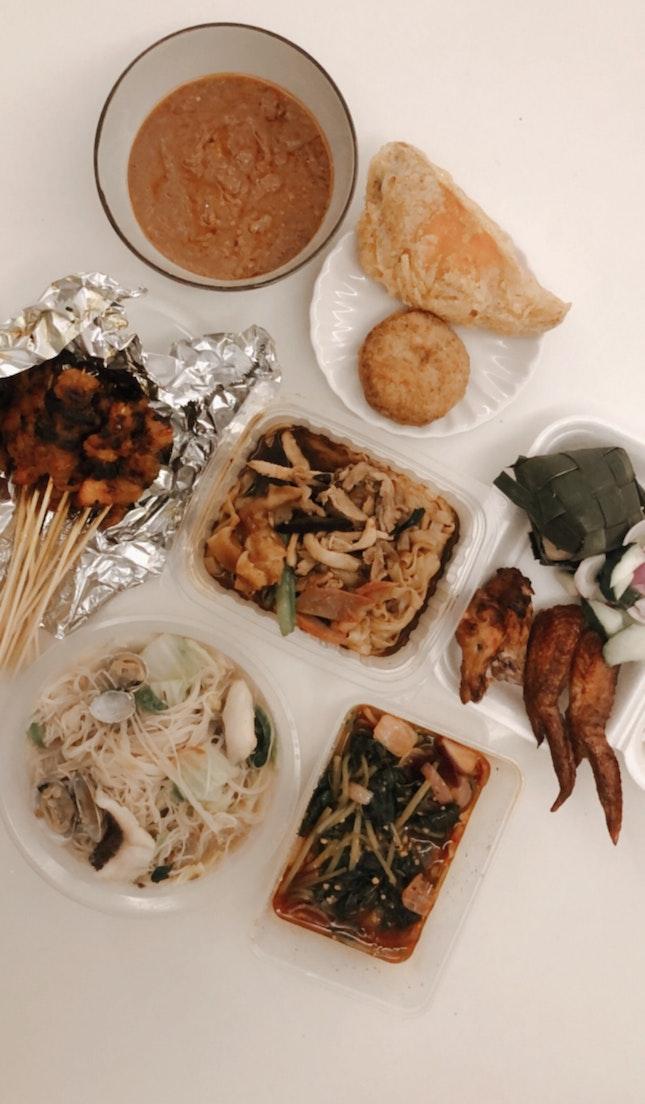 Changi Village Best Foods