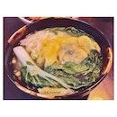 Opt for a healthier wanton soup noodles.