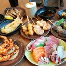 Japanese buffet