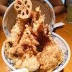 Seasonal Dish: Hokkaido Autumn Tendon