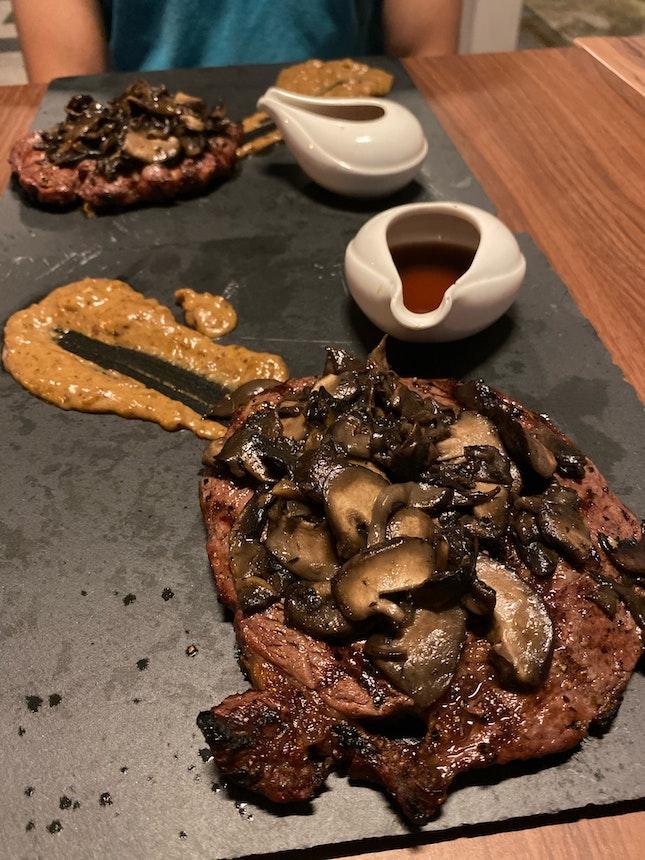 Ribeye Steak!