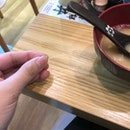 Found A Big Fish Bone In Their Miso Soup