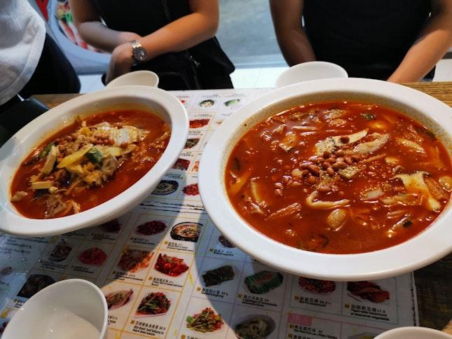 Mala Xiang Guo (Mala Soup)