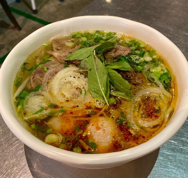 Bun Bo Hue ($9.90)