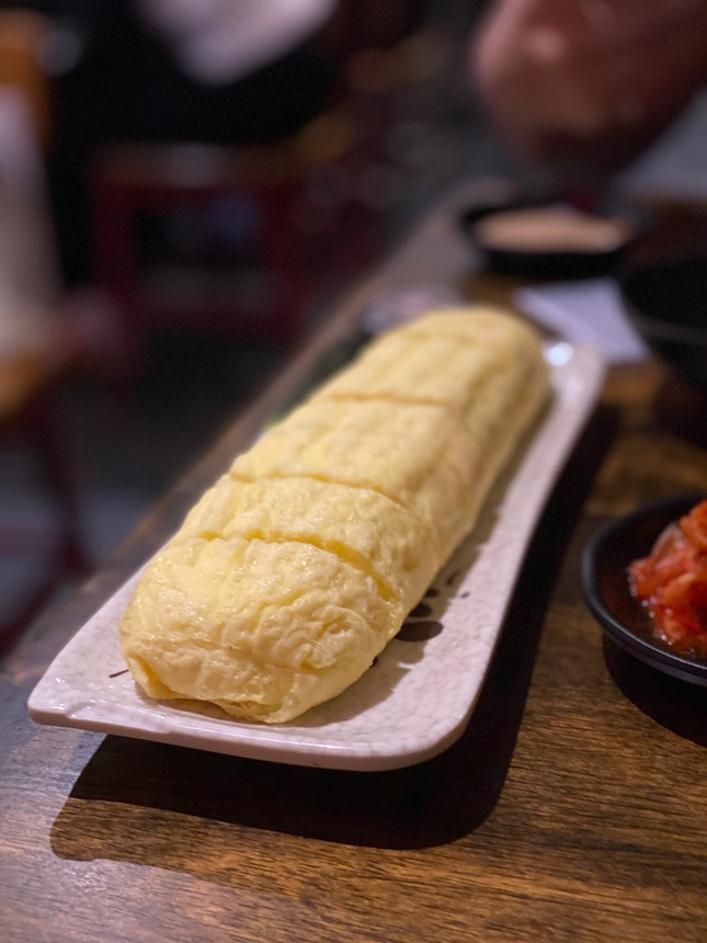Cheese Egg Roll ($9.80)