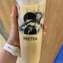 Jelly Roasted Milk Tea 25% ($5)